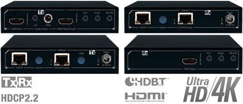 32f26faaed32 KD-X611ProK - HDBaseT HDMI via Single CAT5e 6 (Tx + Rx Set ...
